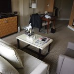 Opera Suite lounge area