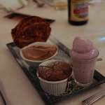 Dssert: Chocolate tasting with Espuma