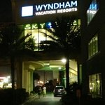 Wyndham at Night