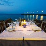 Fish Restaurant Agkyra in Kos town