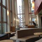 the coffee shop Hamburg