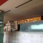 the coffee shop Aufnahme