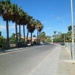 1min walk to beach from Tasia Maris Gardens
