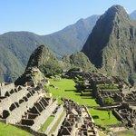 Machu Picchu ofcourse