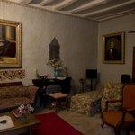 Hacienda Santa Maria Sitting Room