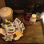 Kaffee-/Tee Bar