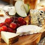 tabla de queso