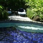 One of the nooks in lazy river