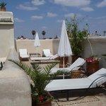 Terrasse du Riad