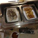 Bufé desayuno