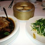 Amazing dinner at the Chinese restaurant in The Lalu Hotel