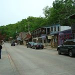 Eureka Springs Downtown