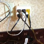 Overloaded wiring