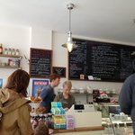 Limetree Cafe - well worth a visit.