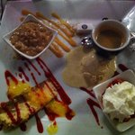 "Restaurant Le Normand a Houlgate  Cafe gourmand"" une tuerie"""