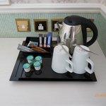 plateau thé-café