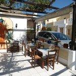 Hotel Narkissos, Kamari, Santorini, Greece