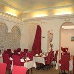La salle du restaurant (photo prise sur leur site internet)