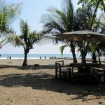 Foto de Dos Palmas Beach Cabinas