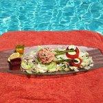 Lobster Salad...YUM!