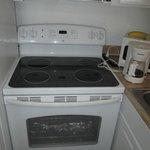 full stove
