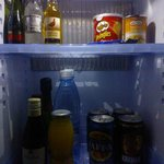 What the minibar's made of