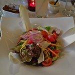 nice, healthy salads ~