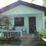 le B1! Notre bungalow!