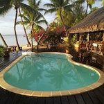 Photo de Eden Beach Hotel Bora Bora