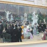 Jules-Alexandre Grün - Un Vendredi au Salon des Artistes français