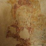 Old fresco of 12th century 5