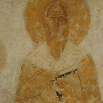 Old fresco of 12th century 8