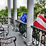 Balkon European Suite