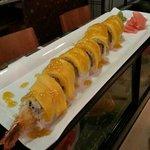 yellow Dragon roll