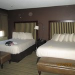 Zane Gray suite bedroom