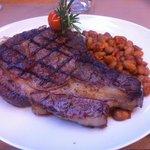 Steak special!