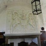 Fireplace - rare inside photo