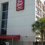 Miami, Red Roof Inn, Rear Building