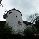 The castle of Clervaux