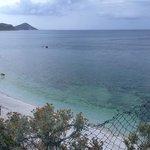 spiaggia di capobianco lato sinistro