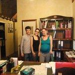 Riccardo, cousin, & Lavinia