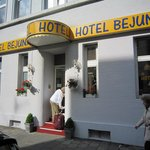 Easy to find Hotel Bejuna