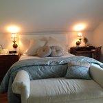 Our room, La Buona Fortuna!