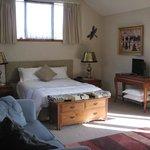 Langbrook Cottage: Bedroom 2