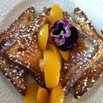 French Toast- tastes even better than it looks