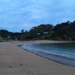 The beach at Whatuwhiwhi