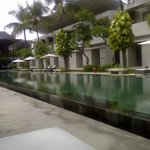 nice and long pool