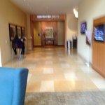 Lobby outside of Grays