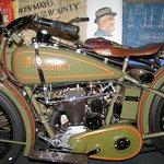 Antique Harley