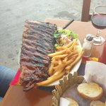 BBQ ribs - BEST I HAVE EVER HAD